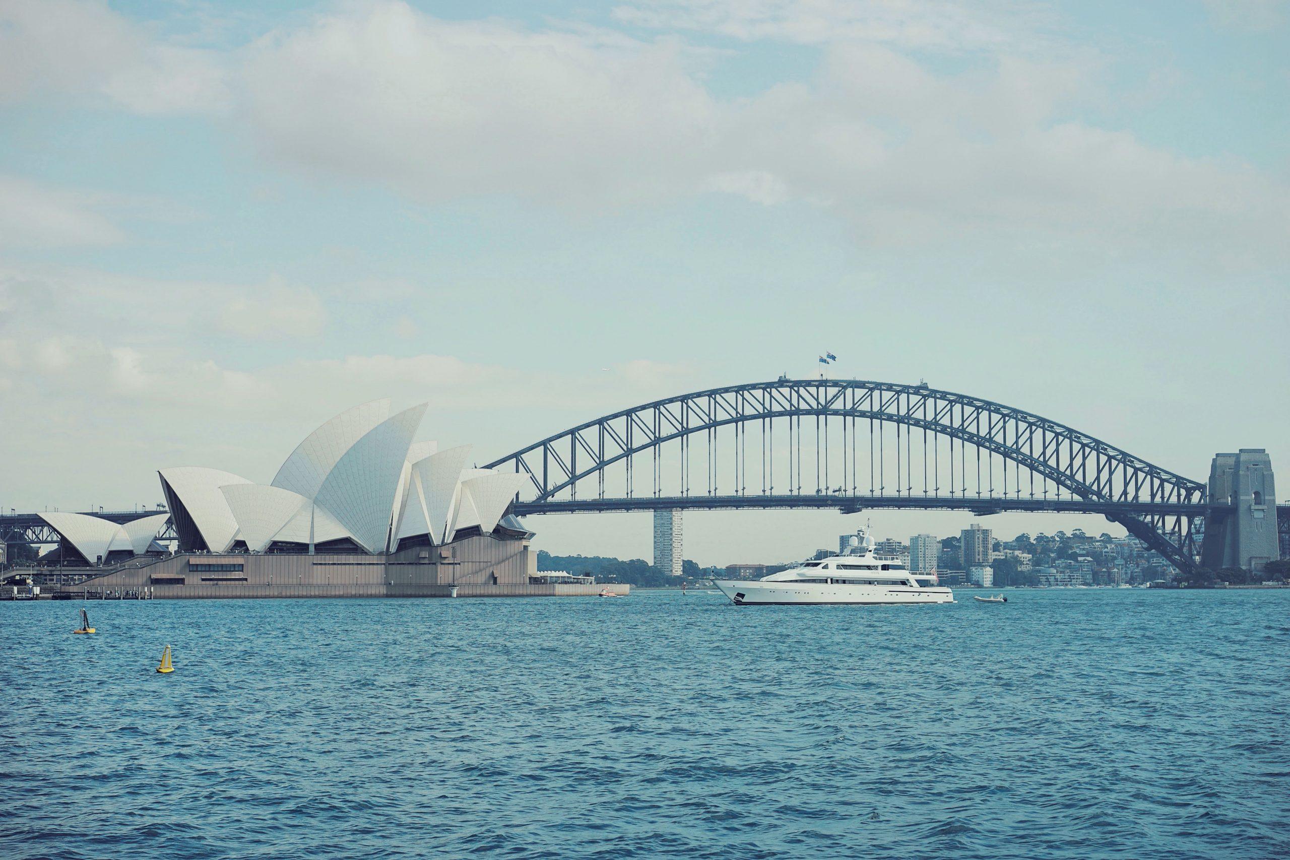 sydney harbour bridge-min